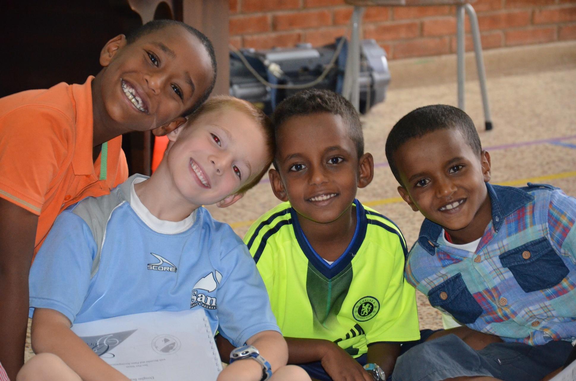 Asmara International Community School | Teach Away